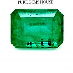 Emerald (Panna) 4.03 Ct Natural