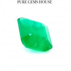 Emerald (Panna) 4.22 Ct Certified