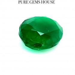 Emerald (Panna) 4.18 Ct Certified