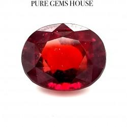 Hessonite Garnet (Gomed) 9.99 Ct
