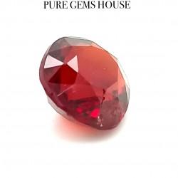 Hessonite Garnet (Gomed) 5 Ct