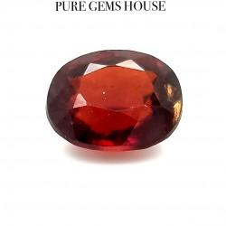 Hessonite Garnet (Gomed) 6.97 Ct
