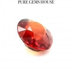Hessonite Garnet (Gomed) 8 Ct