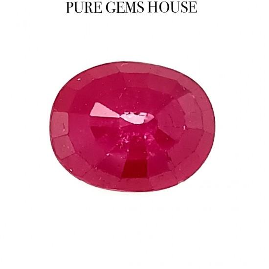 Ruby (Manik) 9.99 Ct Best quality