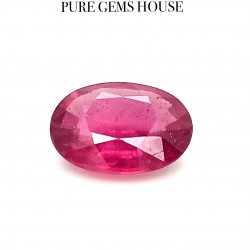 Ruby (Manik) 3.07 Ct