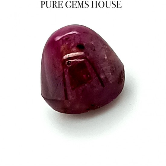 Star Ruby 3.44 Ct Certified