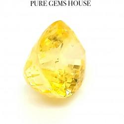 Yellow Sapphire (Pukhraj) 11.82 Ct