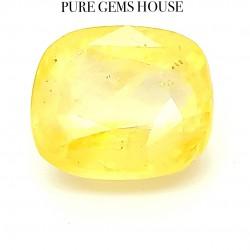 Yellow Sapphire (Pukhraj) 10.05 Ct Best Quality