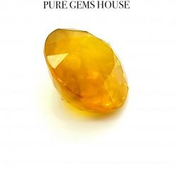 Yellow Sapphire (Pukhraj) 9.66 Ct Best Quality