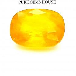 Yellow Sapphire (Pukhraj) 8.01 Ct Original