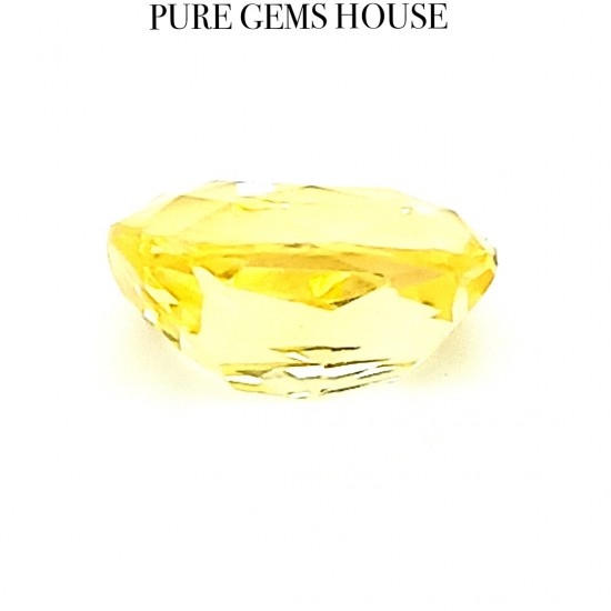 Yellow Sapphire (Pukhraj) 2.13 Ct Best quality