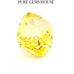 Yellow Sapphire (Pukhraj) 2.13 Ct