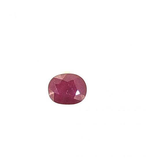 Ruby (Manik) 5.78 Ct Good quality
