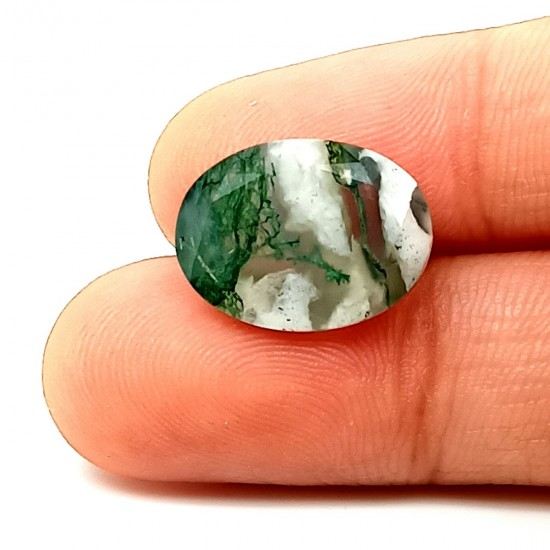 Tree Agate 7.42 Ct Lab Tested