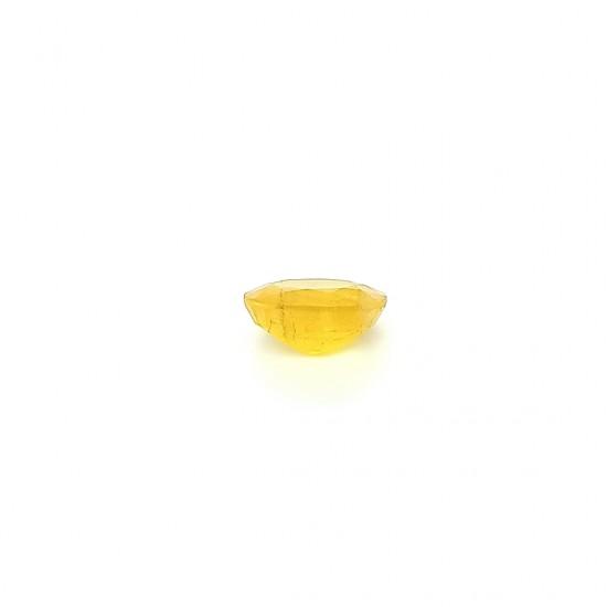 Yellow Sapphire (Pukhraj) 6.27 Ct Lab Tested