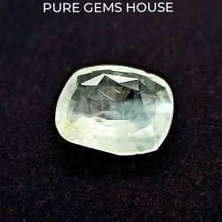 White Sapphire 4.41 Ct Best quality