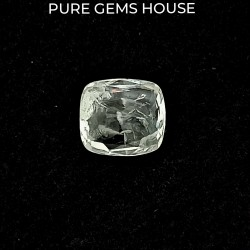 White Sapphire 4.68 Ct Best quality